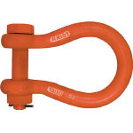 Lightweight Shackle Circle Type O-Shape