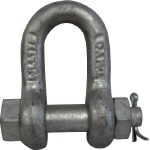 Shackle (straight Type U-shaped)