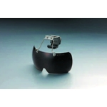 Hat-Mounting Glasses (for Gas Welding / Electric Welding) No.1400-DB