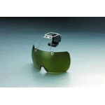 Hat-Mounting Glasses (for Dust Prevention / for Blocking UV Light) No.1400-G