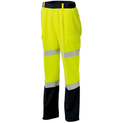 High Visibility Safety Cargo Pants