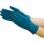 Natural Rubber Gloves New Towaron (with fabric lining)
