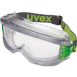 Safety goggles (with ventilation holes, wide view type)