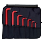 Insulated Hex Wrench Set (7 Pieces.)