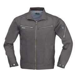 T/C Dobby Long-sleeved Jacket 8874
