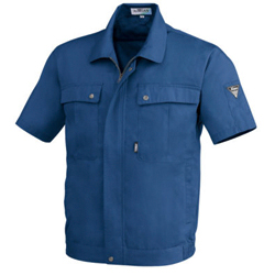 Short-sleeved Blouson 9210