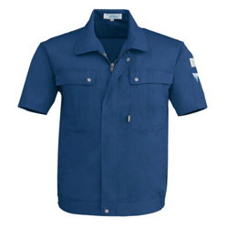 PET Bottle Recycling, Short-sleeved Jacket 9291