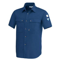 PET Bottle Recycling, Short-sleeved Shirt 9292