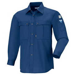 PET Bottle Recycling, Long-sleeved Shirt 9293