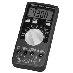 Digital multi meter 732 series