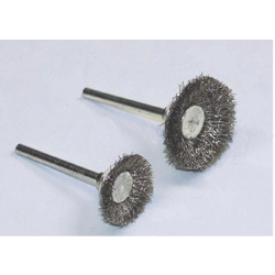 Precision Brush / Stainless Steel, Bevel Type