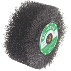 Wire Brush Wheel (Straight 80)