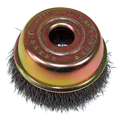 Steel Wire Cup Brush For Air
