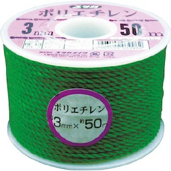 PE Rope, 3-Strand Type 3 mm X 50 m–5 mm X 30 m