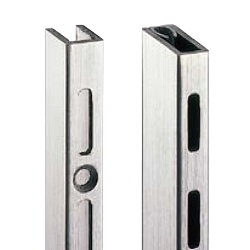 Stainless-Steel No. 300 Shelf Column