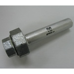 Press Molco Joint Insulated Union (Malleable Plating for SGP Pipes), for Stainless Steel Pipes