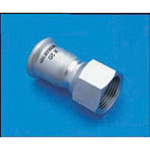 Press Molco Joint Water Faucet Socket for Stainless Steel Pipes