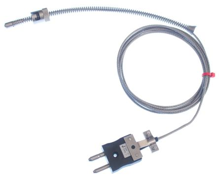 Type K or J Adjustable Bayonet Thermocouples