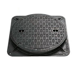 WDN-1 Bolt Fixing Type High-Grip Manhole Cover [Sealing Type / for Heavy Loads]
