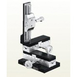 Type O Mechanical Stand (Without Lens-Barrel Holder) (Manual Stage)
