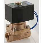 Pilot Type Solenoid Valve for Steam, SPK Series