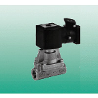 Explosion-Proof Pilot Two-Port Solenoid Valve, AP21E4/AP22E4 Series