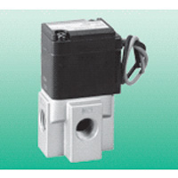 Direct acting 3 port solenoid valve unit for compressed air just fit valve FAG series