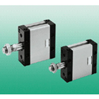 Space-saving flat cylinder compact ∙ demi-FCH series