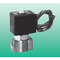 Direct acting 2 port solenoid valve unit for warm water perfect fit valve FHB series