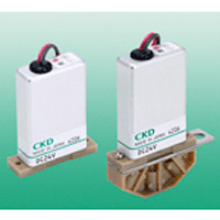 MR10 series of metal-free, small-size 2/3-port electromagnetic valves for chemical liquid