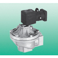 Explosion-proof pulse jet control 2-port solenoid valve PDVE4 series