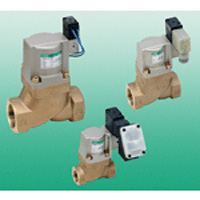 Air operated type 2 port valve Solenoid valve type SVB *V series