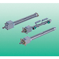 Cell top cylinder with intermediate stop function ULK series