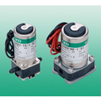 Small direct acting 3-port electromagnetic valve US (resin body type) series