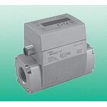 Fluerex Display-Integrated Karman Voltex Type Water Flow Sensor WFK5000 Series