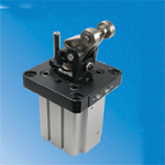 Space Saving Type Stopper Cylinder, STA2 Series
