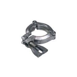 Sanitary Fittings Clamp 3K Clamp (for ISO Gas Piping)