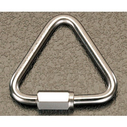 [Stainless Steel] Triangle Ring Catch EA638AP-33