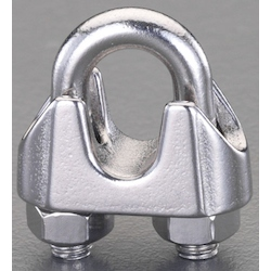 [Stainless Steel] Wire Rope Clip EA638RZ-4