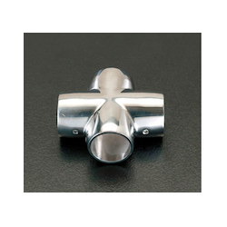 [Stainless Steel] Pipe Joint , Cross EA951EU-22