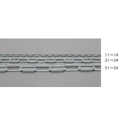 Steel Chain (Unichrome Plating) EA980SD-12
