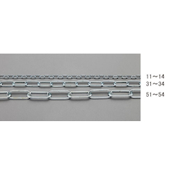 Steel Chain (Unichrome Plating) EA980SD-14