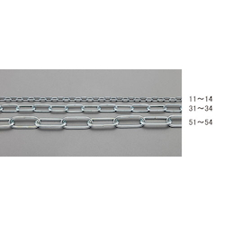 Steel Chain (Unichrome Plating) EA980SD-54