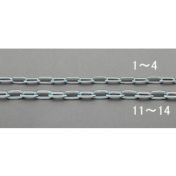 Steel Chain (Unichrome Plating) EA980TJ-12