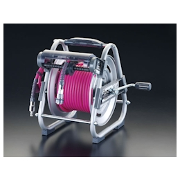 Urethane Air Hose Reel with Coupler EA124BA-2