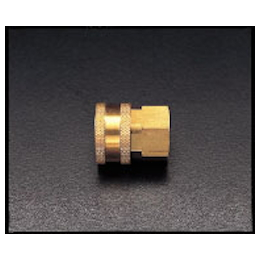 Brass Female Threaded Socket for Medium Pressure EA140BC-4