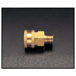 Brass Male Threaded Socket for Medium Pressure EA140BD-8
