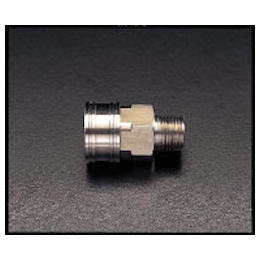 Stainless Steel Male Threaded Socket for Medium Pressure EA140BG-4