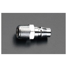 Male Threaded Plug for Air Tool (Type 20), Made in USA EA140DB-24