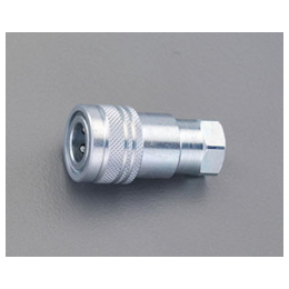 Female Threaded Socket for Hydraulic (with Valve) EA425DP-6
